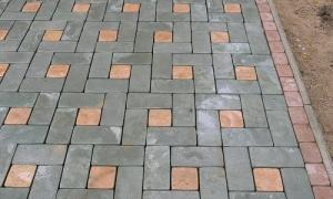 Тротуарная плитка - универсальный материал